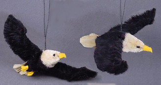 HANDMADE ORNAMENT - EAGLE