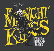 """CD The Midnight Kings """"Band Of The Thousand Dances"""""""