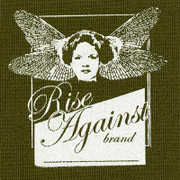 Patch Rise Against brand