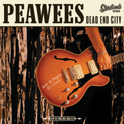 "LP The Peawees ""Dead End City"" [reissue] 2017"