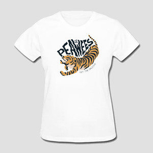 T-shirt The Peawees tiger