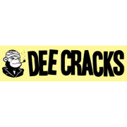 Sticker DeeCracks logo