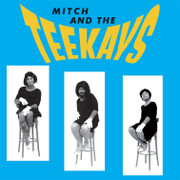 LP +CD Mitch And The Teekays