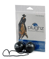 PLUGHZ - HORSE EAR PLUGS With String