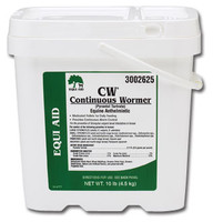 Equi Aid CW® Continuous Wormer (pyrantel tartrate) Equine Anthelmintic