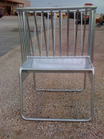 GALVANIZED PASTURE FEEDER 4', 6', OR 8'