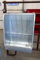GALVANIZED WALL FEEDER