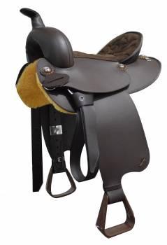 "Wintec Youth Saddle - Seat 12 & 13"""