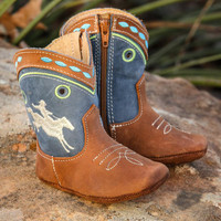 "SHEA BABY ""SYD"" BUCKING HORSE INFANT BOOT"