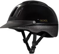 TROXEL BLACK SPORT RIDING HELMET