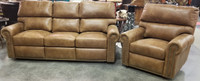 CARLTON RECLINING 3 SEAT SOFA FROM DENNARDS