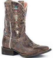 KID'S ARROWS ROPER BOOTS FROM DENNARDS