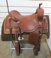 FUTURITY RANCH CUTTER, Seat 17""