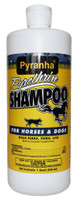 PYRANHA PYRETHRIN FLY SHAMPOO FOR HORSES & DOGS