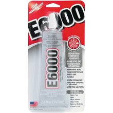 E6000 2.0 oz Clear Glue