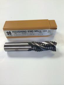 osg430100  7/8 cobalt roughing endmill