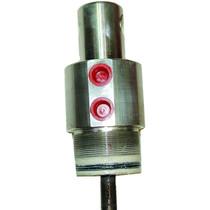 "Delevan Cylinder End Cap or Stand Tube Cylinder - 90 Degree - 2"" Cap"