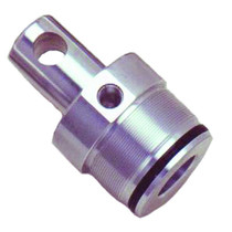 """Cottrell Cylinder End Cap 2"""" IL"""