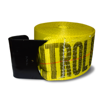 "ECTTS 4"" x 27' Cargo Strap with Flat hook"