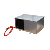 Stay at a comfortable temperature with this Dometic AC system. Specifically designed for semi trucks, these evaporator and condenser units mount easily to provide air conditioning for the trucker on the go.  - 7,000 BTUs  - Weight: 79 lbs. | OEM Part Number: 710010309
