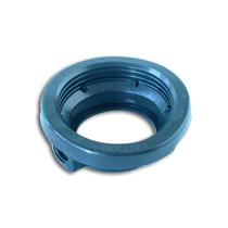 "TruckLite Black Rubber Grommet - 2.5"" w/ Wiring Channel"