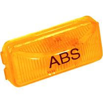 "TruckLite 1"" x 2"" ABS Amber Light"