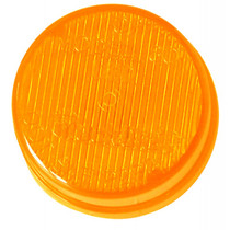 TruckLite 2.5 Round Marker & Clearance Light - Amber