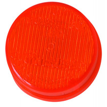 TruckLite 2.5 Round Marker & Clearance Light - Red