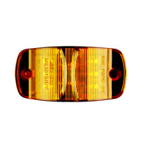 "Maxxima 4"" Combination Clearance Marker - Amber"