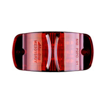 "Maxxima 4"" Combination Clearance Marker - Red"