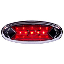 Universal Pete Light - Clearance Marker - Red