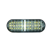 "Maxxima 2"" x 6"" Oval White Back-up Light"