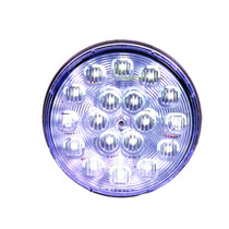 "Maxxima Lightning 4"" Round Back Up Light"