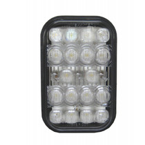 Maxxima Lightning Rectangular Back Up Light