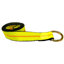 "ECTTS 12' x 2"" Strap with D-Ring"