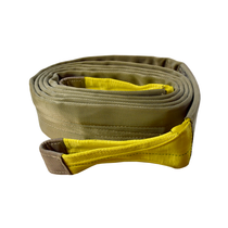 20 ft. x 6 in. Vehicle Recovery Strap - 2 Ply, Sewn Protective Cover