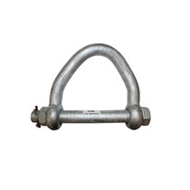 B/A Products Heavy Duty Web Shackle - 3 in. Strap Eye