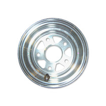 "Collins 8"" ALUMINUM DOLLIE RIM"