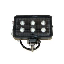 Maxxima 1550 LUMEN 6 LED RECTANGULAR WORK LIGHT