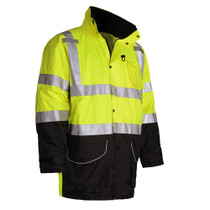 GSS Safety 7-in-1 Class 3 Waterproof Parka