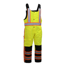 GSS Safety Winter Bibs Class E w/Quilted Lining