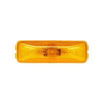 "1"" X 4"" Marker & Clearance Light, Amber"