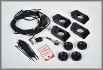 R.A.I.L.   FLASHER LIGHTS INSTALL PN:   1001145076S rear awareness indicator lights