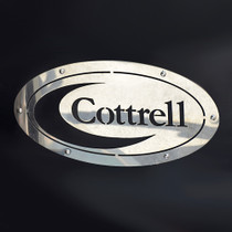 Cottrell Mud Flap Logo