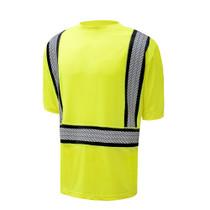 ONYX C2 Short Sleeve T-Shirt, Snag Proof, Lime