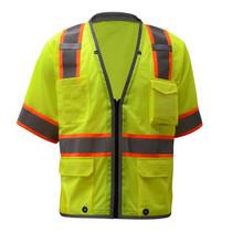 Premium Class 3 Hyper-Lite Vest Lime