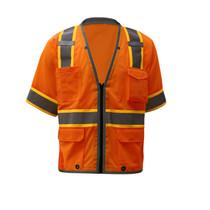 Premium Class 3 Hyper-Lite Vest Orange