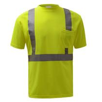 Class 2 Moisture Control T-Shirt Lime
