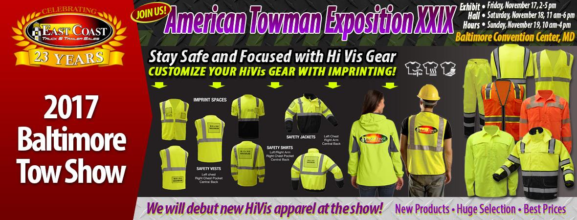 Hi Vis Clothing & Work Safety Apparel