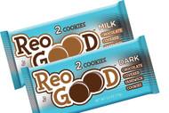 4 Pack Sampler of ReoGood™ in either Milk or Dark Chocolate
